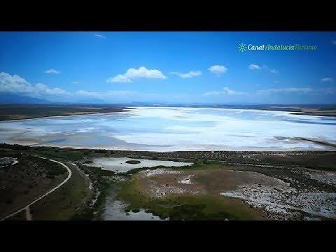 Fuente de Piedra y Humilladero, los colores de la laguna. Málaga