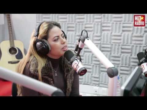 LAMIA ZAIDI REPOND AUX QUESTIONNAIRES HIT RADIO DANS LE MORNING DE MOMO - 23/01/14