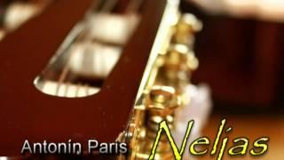 Video Antonín Paris - NELJAS pro tři kytary