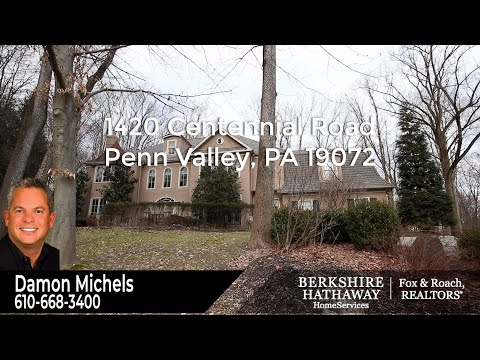 1420 Centennial Road, Penn Valley, PA 19072