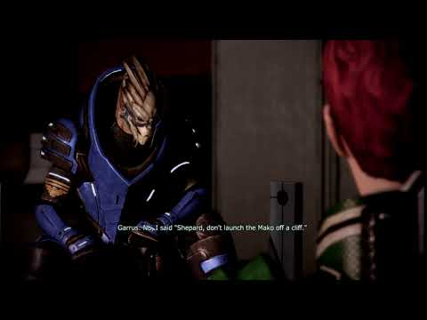 remember that time you dared me (Mass Effect)