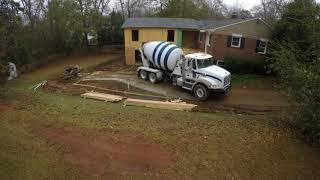 Home Addition Time Lapse