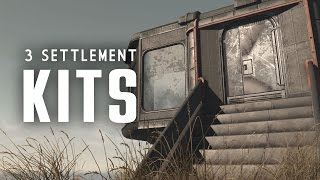 3 Settlement Kits - Oxhorn's Mod Muster