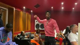 Foogiano meets Gucci Mane for first time after signing for $1Mil