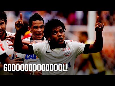 Após ótima jogada de Renato Augusto, Romarinho empata para o Corinthians