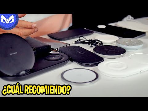 PROBE 10 CARGADORES INALAMBRICO - CUAL ES EL MEJOR????