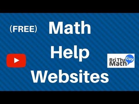 Math Help Websites