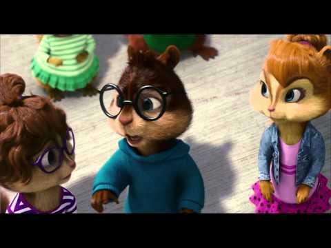 Alvin and the Chipmunks: Chipwrecked ( Alvin ve Sincaplar 3: Eğlence Adası )