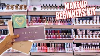 Makeup STARTER KIT ULTA Edition!! All YOU Will Need..