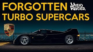 10 Of The Most Forgotten Turbo Supercars Ever