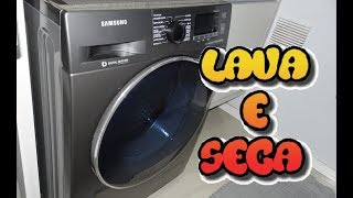 Tudo Sobre Lava e Seca Samsung