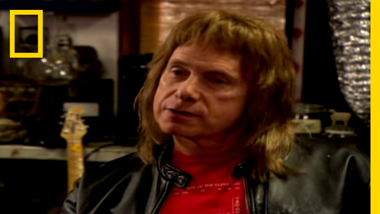 Stonehenge Theories with Nigel Tufnel of Spinal Tap - Part 5 | National Geographic thumbnail