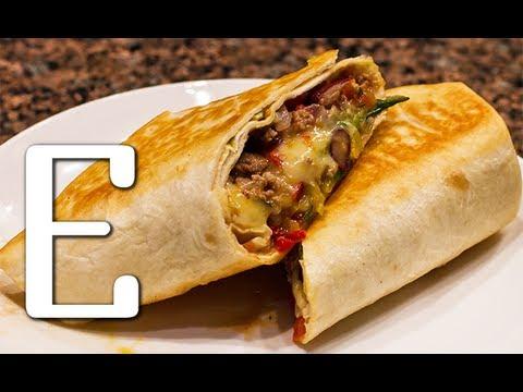 Мексиканское Буррито — рецепт Едим ТВ