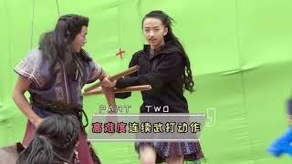 【盛唐幻夜】花絮:贞贞打戏攻气十足   An Oriental Odyssey - BTS