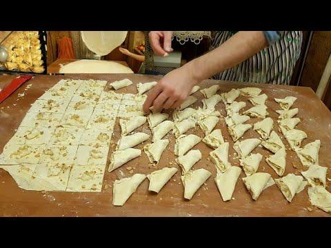 Şöbiyet Nasıl Yapılır | Şöbiyet Tatlısı Tarifi | Easy Turkish Baklava Recipe