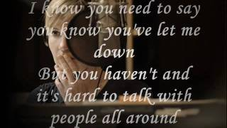 Let's Do The Things We Normally Do - Dido /Lyrics
