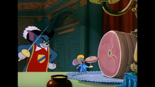 Tom and Jerry, 65 Episode - The Two Mouseketeers (1952)