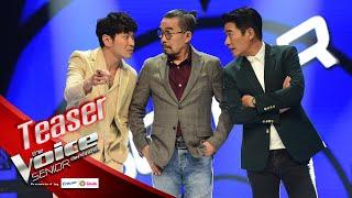 Teaser : เปิดตัวโค้ชคนใหม่ของ The Voice Senior Thailand 2020