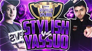 LL STYLISH vs YASSUO | TWITCH RIVALS TOURNAMENT | ROAD TO $75,000 | [BO3]