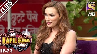 Kapil Offers Custard Apple Juice To Iulia  The Kapil Sharma Show – 8th Jan 2017