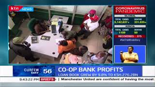 Co-op bank grows in profitability despite odds