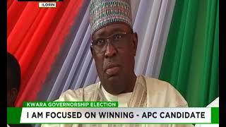 I am focused on winning Kwara governorship - APC candidate