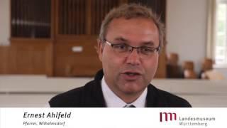 Expertenbeitrag von Ernest Ahlfeld, Pfarrer aus Wilhelmsdorf