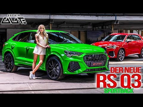 Der neue Audi RS Q3 Sportback 2020 | Leistung, Sound, Optik