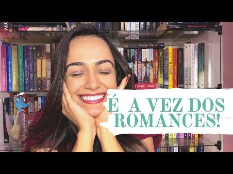BOOKSHELF TOUR part. 2  ROMANCES ATUAIS, ROMANCES DE ÉPOCAS E DRAMAS| Os Livros Livram