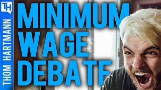 Debate: Has Minimum Wage Ever Raised Prices? (w/ Patrick Hedger)