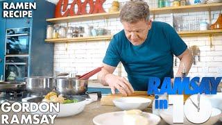 Homemade Ramen Made Quick   Gordon Ramsay