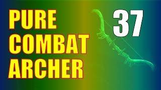 Skyrim Pure Combat Archer Build Walkthrough Part 37: Magic Resistance Cap, 7000 Steps