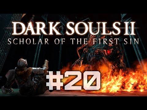 Dark Souls II Scholar of the First Sin - Помойка - Полное прохождение #20