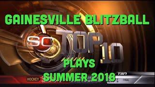 GVBL Summer 2018 Top Ten Plays