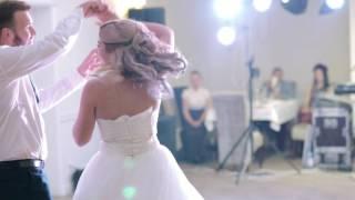 Професійна постановка весільного танцю - Коля і Аліна