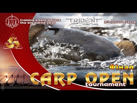 Carp Open International Tournament. Final