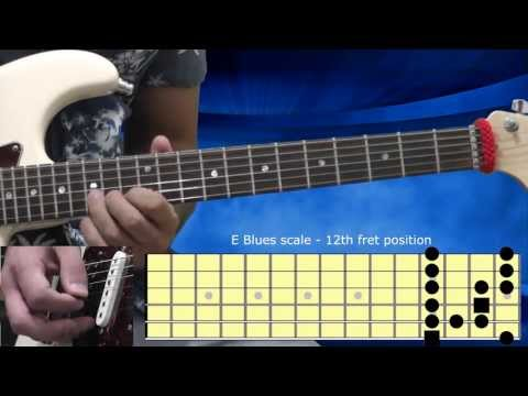 Stevie Ray Vaughan - Pride and Joy - Guitar Solo Lesson