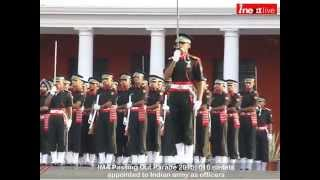 IMA: 616 cadets inducted into Indian Army as officers