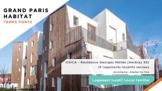 Grand Paris Habitat - Les temps forts 2015