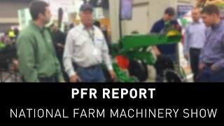 Beck's PFR Report | Schaffert Manufacturing Updates from the National Farm Machinery Show