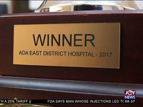 Ada East District Hospital - AM Show on JoyNews (4-4-18)