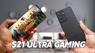 Samsung Galaxy S21 Ultra 5G Gaming Review | PubG, Genshin Impact, Emulators