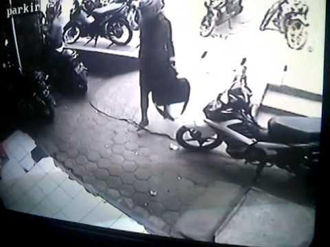 nida's insiden at BRI Bojongsoang Bandung Jawa barat