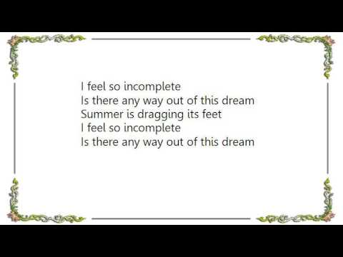 Crystal Gayle - Is There Any Way Out of This Dream Lyrics