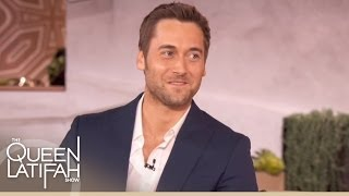 "Ryan Eggold Talks ""Blacklist"" With Queen Latifah"