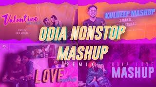 Odia Nonstop Mashup Remix I Smakel I Rj I Sidd I Odia Visual