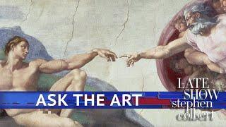 Art Responds To Karen Pence