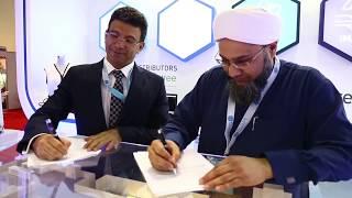 Feroz Agad, Chairman & CEO, SAH Global - Arab Health TV 2018