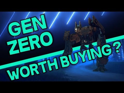 Is Generation Zero worth buying?