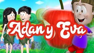 Biper y sus Amigos - Adán y Eva (Video Oficial)